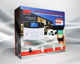 Multi Kon Trade Funk-Alarmanlagen-System M2B GSM SET